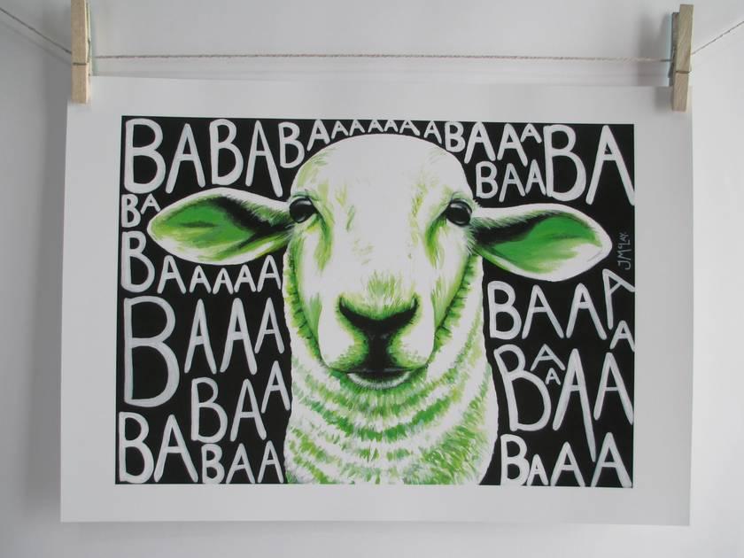 Baa Sheep