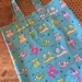 Kids sized Reusable shopping/swim bag