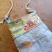 Vintage French style tote
