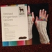 Fingerless Gloves Knitting Pack - Ribbed