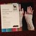 Fingerless Gloves Knitting Pack - Ribbed