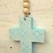 Hearts and Crosses - Wall art