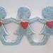 Ceramic Cut Out Dolls