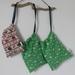 Christmas Gift Bags - Set of 3 Small Bags
