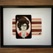 'Monica' - Small limited edition giclée print by Andy McCready