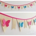 **SALE** Butterfly Bunting
