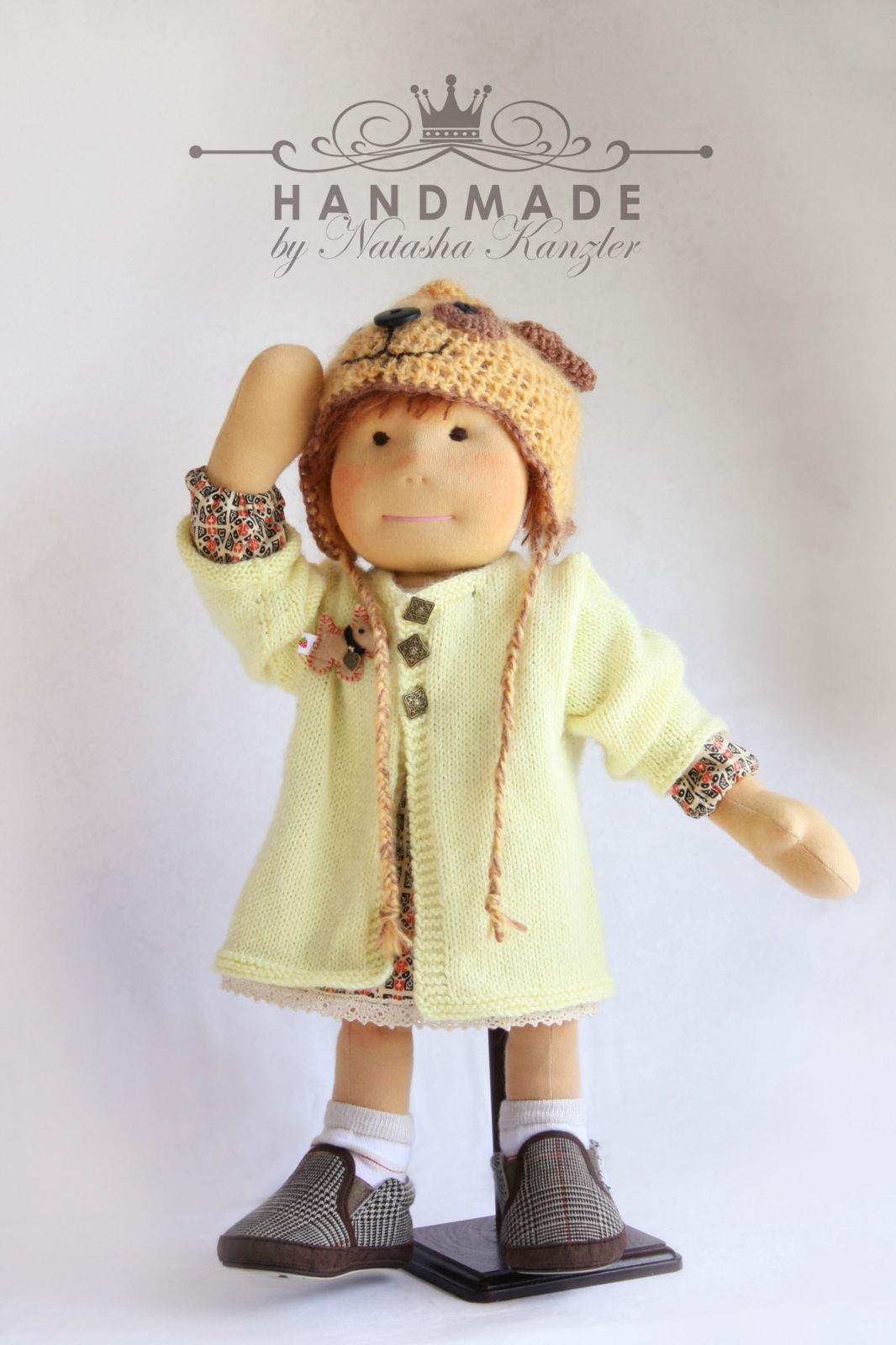 waldorf doll girl for order