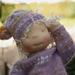 Sold. Waldorf doll, Steiner doll, handmade doll, cloth doll