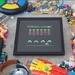Space Invaders 80's Cross Stitch Kit