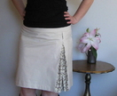 Cathedral Pleat Skirt