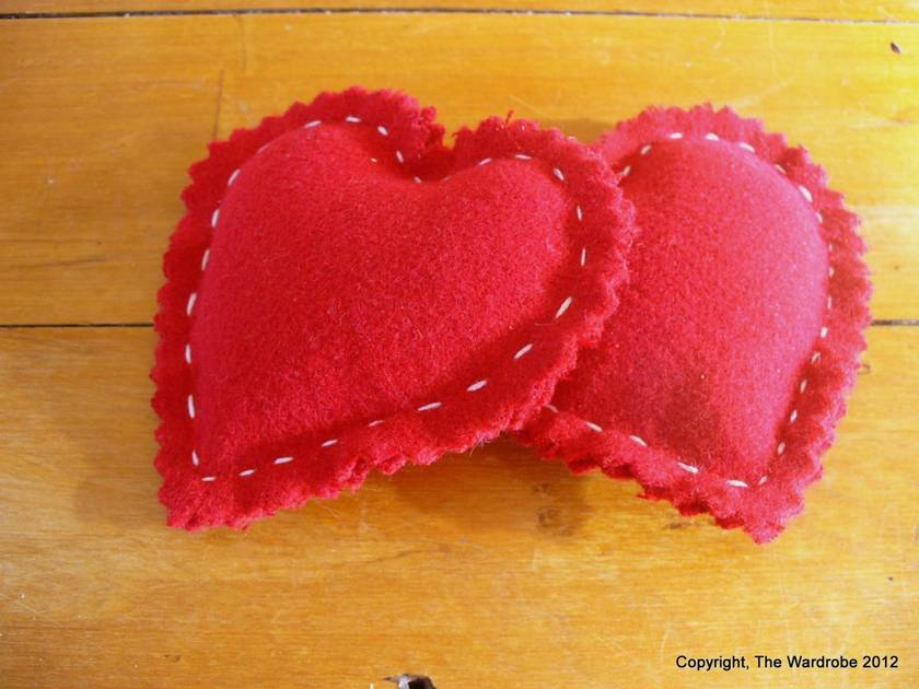{Have a heart} Hand warmers