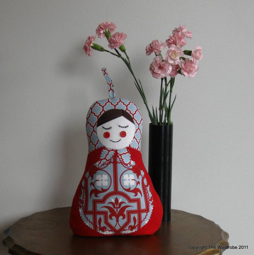 Kitset Matryoshka/Russian Doll