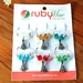 RubyMae - Wine Glass Charms - Christmas Set of Six