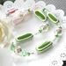 RubyMae - Scrumptious Green Necklace