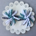 Hair Accessory - Korker  Hand Made in NZ