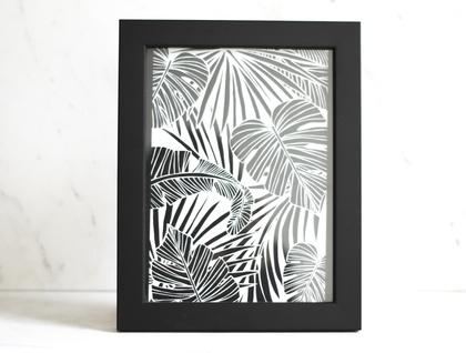 Tropical Print - A5