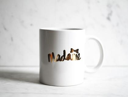 Madame Mug
