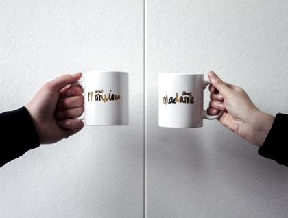 Monsieur Mug