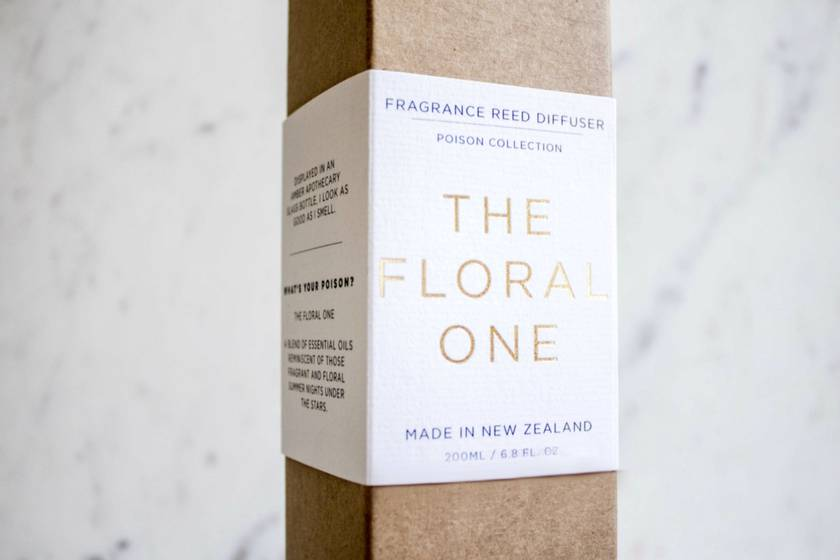 Floral Fragrance Diffuser