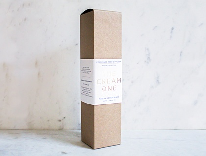 Cream Fragrance Diffuser