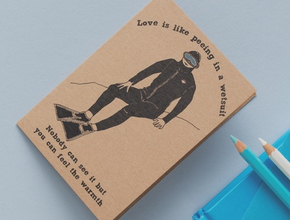 Wetsuit Love Gift Card