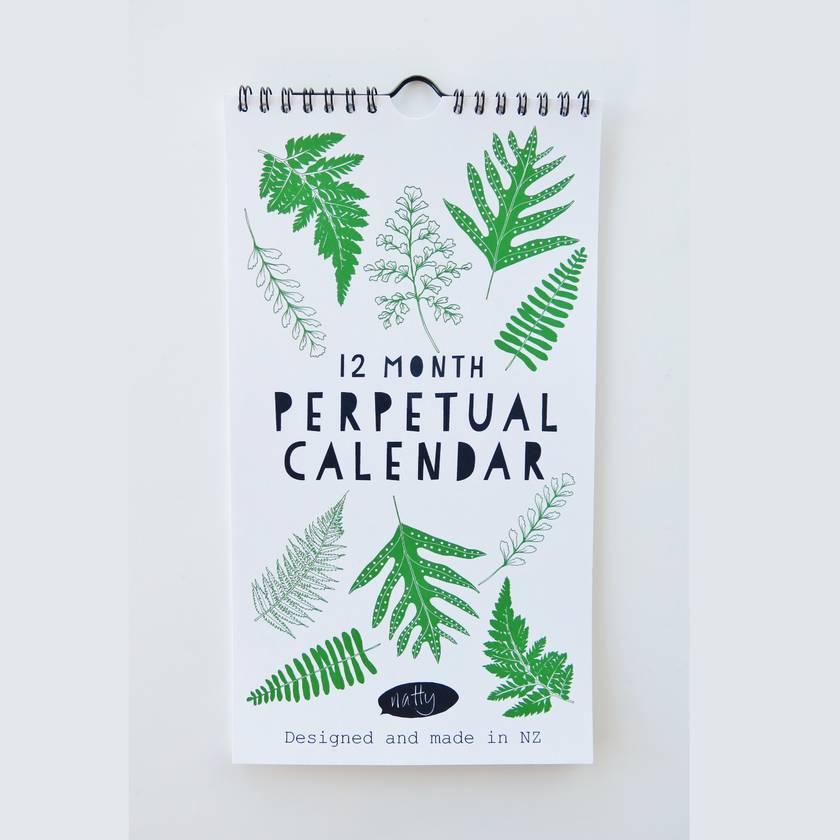 NZ Perpetual Calendar