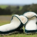 NZ Sheepskin Chalet Slippers Lrg & XL