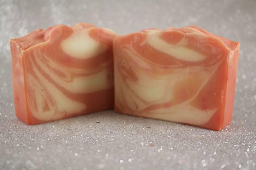 Moroccan Orange Goat's Milk Soap