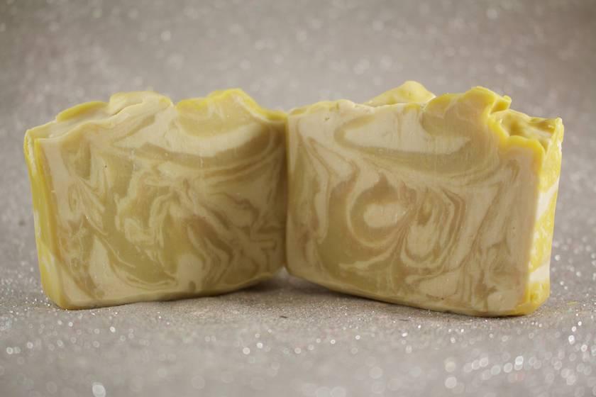 Tropicana Goat's Milk Soap