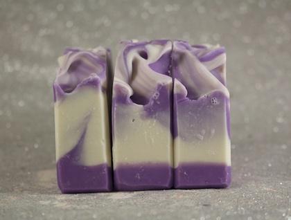 Lavender Fields Goat's Milk Soap
