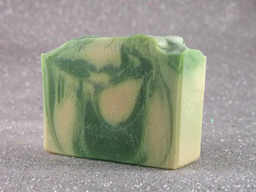 Coconut & Lime Goat's Milk Soap