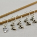 5 Dog Knitting Stitch Markers
