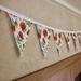 Pohutukawa Christmas Kiwiana Bunting - 3 Metres
