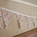 Candy Cane Bunting - 3 Metres Single-Sided