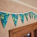 Piwakawaka (Fantail) Bunting - 2.5 Metres Single-Sided