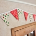 Christmas Joy Bunting - 3 Metres Double-Sided