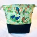 Birds of Aotearoa Drawstring Bag Medium Size
