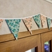 Wildflower Bunting - 2.25 Metres Double-Sided