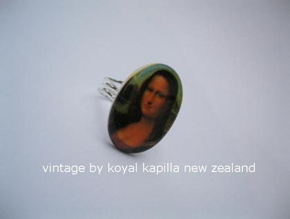"""mona lisa"" ring by koyal kapilla new zealand"