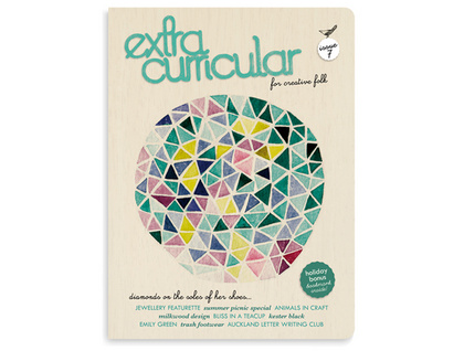 Extra Curricular magazine Issue 7 - PRE-ORDER for November 26th