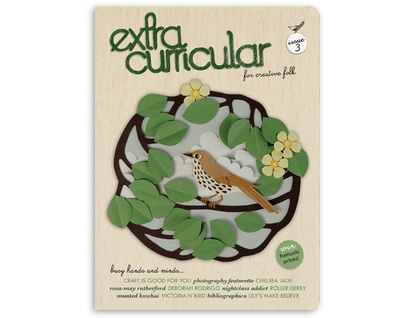 Extra Curricular Issue 3