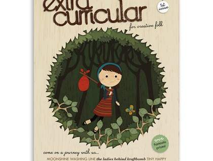 Extra Curricular magazine - Issue 1