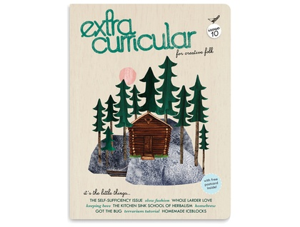 Extra Curricular magazine issue 10 ON SALE