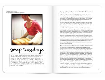 Extra Curricular magazine - Issue 8 SECONDS