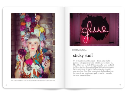 Extra Curricular magazine Issue 11