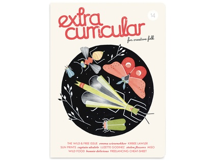 Extra Curricular magazine issue 14