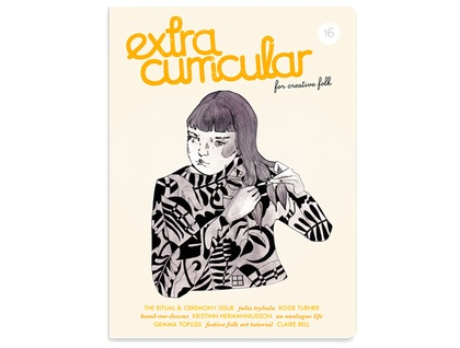 Extra Curricular magazine issue 16