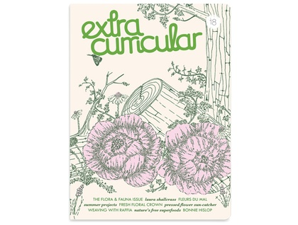 Extra Curricular magazine Issue 18