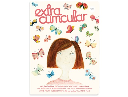 Extra Curricular magazine issue 20