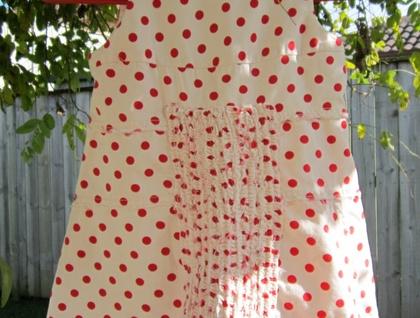 Polka Dot Dress Size 4